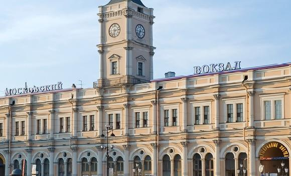 ЖД Вокзал Московский вокзал